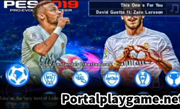 Download file pes 2019 lite ppsspp | PES 2019 ISO File Download For