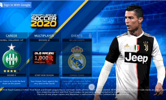 Download DLS 2020 Mod Apk + OBB Data (Unlimited Coin / Money